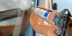 Caulk: The Only Thing You Need to Stay Warm at Night | Homesessive.com