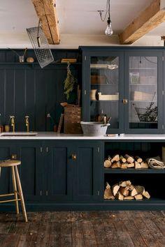 40 stunning farmhouse kitchen ideas on a budget (34)