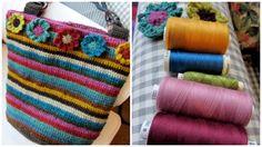 Kockás világ: 2015 Coin Purse, Purses, Blanket, Crochet, Handbags, Ganchillo, Blankets, Cover, Crocheting
