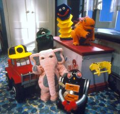Johnson and Friends All Characters A definitive ranking of the best ABC Kids shows.   Tugging on the Heartstrings right at the childhood...