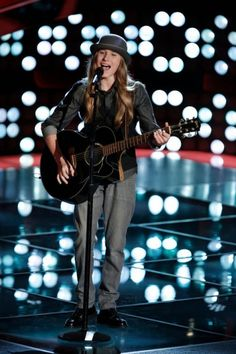 The Voice USA 2015 Spoilers: Sawyer Fredericks Blind Audition (VIDEO)   Reality Rewind