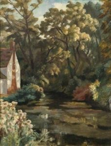 Willy Lott's Cottage, Flatford - Roger Eliot Fry - The Athenaeum
