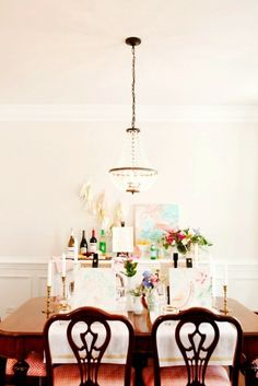 Wine and art party: http://www.stylemepretty.com/living/2015/06/13/9-stylish-theme-parties-you-should-throw-this-summer/