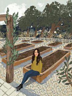 Fixer Upper Tv Show, Magnolia Journal, Growing Dahlias, Gods Plan, Joanna Gaines, Jojo Gaines, Zinnias, Garden Plants, Art Drawings