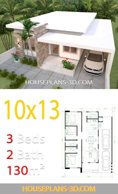 15 Full House Layouts Full House Layouts - The House House Design Plans with 3 Bedrooms full interior in House Design with 2 Bedrooms full plans House Plans Ho. 3d House Plans, Model House Plan, House Layout Plans, Dream House Plans, Small House Plans, House Layouts, Dream Houses, Small House Layout, Simple House Design
