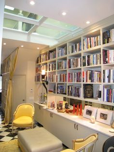 Living Room Built In Bookcase Design, by Grace Dumalac Design on Houzz