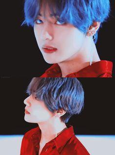 ♡ TAEHYUNG ♡ #BTS #방탄소년단 #LOVE_YOURSELF 承 'Her' <DNA> MV Teaser 2 ★彡