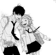 You may not notice it. I maybe embarass just... - Right in the KOKORO ~♥