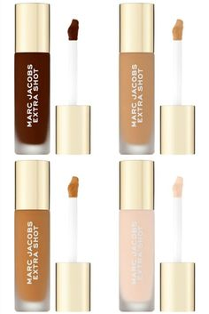 Makeup News, Caffeine, Concealer, Marc Jacobs, Foundation, Lipstick, Beauty, Lipsticks