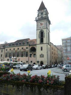 Alt Rathaus, Old City Hall, Passau, Germany