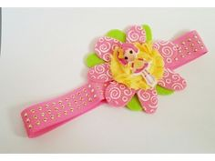 LaLaLoopsy handmade headband for 4 years up to adults. Perfect for spring $19.99
