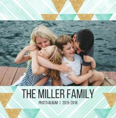Mixbook Live Simply Family Photo Books