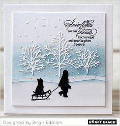 Romantic Winter Scenes