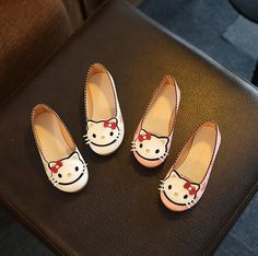 Hello Kitty Baby Girls Sandals Summer Princess Girls Flat casual Shoes cartoon PU Leather Kitty shoes For Infant Baby Girls #>=#>=#>=#>=#> Click on the pin to check out discount price, color, size, shipping, etc. Save and like it!