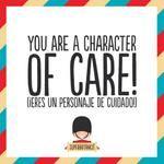 superbritánico- eres un personaje de cuidado