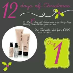 Support my Made in America Small Business by purchasing just ONE of your holiday gifts from me. Mary Kay is the number 1 selling cosmetic brand in America. She'll love you for it. Shipping is free. Order online at www.marykay.com/smacclary