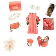 Did Someone Say Pink by skoon on Polyvore