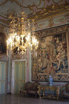 La sala del Veronese | Palazzo Reale, Genova