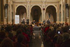 """""""La Cité des Dames"""" de Capella de Ministrers llena el aforo de La Beneficencia en su presentación en Valencia"""
