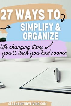 Does your home feel a bit messy? This is our list of the best home storage products and cheap organization hacks you've never thought of. How to organize and declutter your house for good. Home Organisation Tips, Organization Hacks, Declutter Your Home, Organizing Your Home, Organize Life, You Never, Homemaking, Clean House, Thoughts