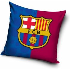 Football Bedding, Barcelona, Throw Pillows, Sports, Map, Crafts For Kids, Classroom, Fc Barcelona, Slipcovers