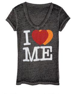 #dELiA`s                  #love                     #Love                     I Love Me Tee                                       http://www.seapai.com/product.aspx?PID=1158425