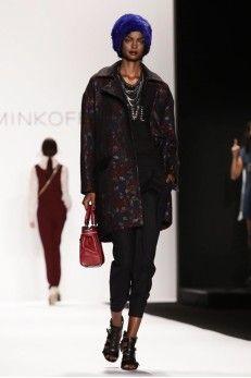 NYFW Rebecca Minkoff Fall Winter 2014