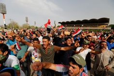 Protesters Leave Iraqi Parliament Building Peacefully After Tense Standoff