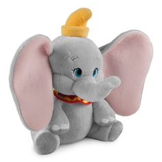 Dumbo Plush Toy Disney for sale online Baby Elephant Toy, Elephant Stuffed Animal, Disney Stuffed Animals, Disney Elephant, Elephant Gifts, Disney Plush, Disney Toys, Dumbo Disney, Baby Disney