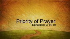 the Armor of God: Prayer [Really???]