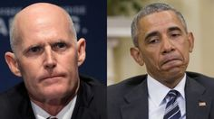 FL Governor Publicly Condemns Obama For Refusing To Hand Over Refugee Data To State Governors | American Military News