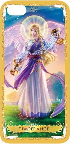 Alchemia Tarot - Temperance