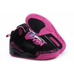 Women Nike Air Jordan 3.5 Retro Suede Black Rose Mike Jordan, Air Jordan Iv, Jordan Shoes, Baskets Jordan, Baskets Nike, Cheap Sneakers, Air Max Sneakers, Sneakers Nike, Jordan Spizike
