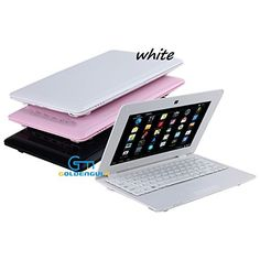 Goldengulf 10 Inch White Computer Laptop PC Android 4.1 Dual Core Notebook Netbook 4GB With Optical Mouse And Charger Goldengulf http://www.amazon.com/dp/B00XHFPV7W/ref=cm_sw_r_pi_dp_hPXBwb070REXN