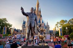 A guide to Walt Disney World, Orlando | http://www.weather2travel.com/blog/first-timers-guide-to-walt-disney-world-resort-orlando.php |  © wbeem - Flickr Creative Commons