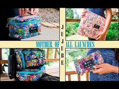 Jujube Accessories - Be Organized, Be Ready, Be Rich, & Mega Tech - New! Watch now!