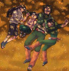 Anime Naruto, Naruto Cute, Naruto Funny, Boruto, Neji E Tenten, Hinata, Far Future, Rock Lee, Manhwa