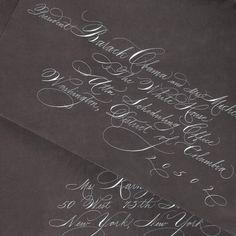 calligraphy. elizabeth danae. http://www.etsy.com/shop/eDanae http://www.flickr.com/photos/miss-danae/