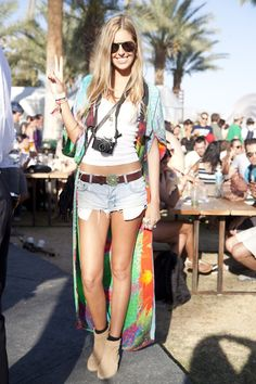 Festival wear.