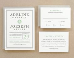 Use your home printer to create stunning printable wedding invitations. These…