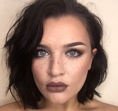 On Fridays, we wear freckles and so does @beautybyedenjaije Fun fact: She used our Lip Lingerie in 'Teddy' to create her faux freckles and lippie look! We are so inspired by all this creativity and love that you can use Lip Lingerie in more ways than one! || #nyxcosmetics