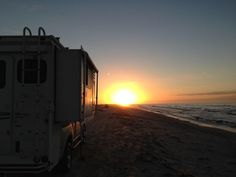 "Rutherford Beach, Louisiana  https://freecampsites.net/rutherford-beach/  ""Camping right on the beach. Wife and I stayed here last July for 3 nts, 4 days. The view was spectacular"" - luv2atv"