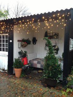 Fru Pedersens have: Jul i soveskuret.