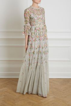 Shop the Needle & Thread NEW Dragonfly Garden Maxi Dress. Available with next day delivery and free UK returns.