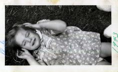Vintage Photo..Tantrum Girl, 1940's Original Found Photo, Vernacular Photography by iloveyoumorephotos on Etsy