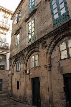 Antiguo Palacio Dos Fonseca, Santiago de Compostela. A Coruña.
