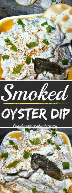 Smoked Oyster Dip takes less than 15 minutes to prepare. Fun Easy Recipes, Quick Dinner Recipes, Paleo Recipes, Low Carb Recipes, Easy Meals, Budget Recipes, Sushi Recipes, Dip Recipes, Amazing Recipes