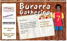 Burarra Gathering Game: for our Australia day Naidoc Week, Interactive Sites, Inclusive Education, Native Australians, Aboriginal Culture, Australian Curriculum, Australia Day, International Day, Primary Education