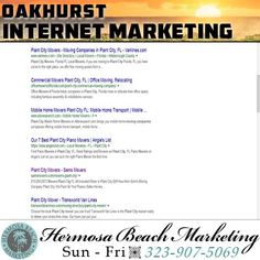 323-907-5069 Oakhurst SEO Internet Marketing. Visitors need marketing concierge. Off season needs expansion. Getting phone calls from both? You need what we sell... which is time to sell.  #SeoOakhurst #OakhurstSeo #InternetMarketingOakhurst #OakhurstInternetMarketing #MarketingOakhurst #OakhurstMarketing #SearchEngineOptimizationOakhurst #OakhurstSearchEngineOptimization #Oakhurst #HermosaBeachMarketing House Movers, Search Engine Optimization, Internet Marketing, Seo, Advertising, Concierge, Phone, Telephone, Online Marketing