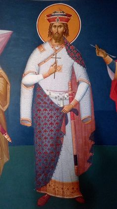 Vizitează articolul pentru mai multe informații. Byzantine Icons, Byzantine Art, Religious Images, Religious Art, Orthodox Christianity, Orthodox Icons, Fantasy Books, Fresco, Saints